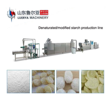 Professional oil drilling modified starch making machine