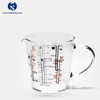 ODM competitive price no warp glass measuring cup