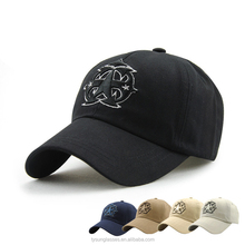 wholesale New arrival high quality women snapback caps Cotton baseball caps Five-pointed star embroidery baseball hats for men