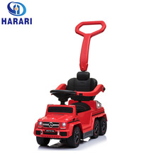 Wholesale high quality battery toy ride on car push car for big kids
