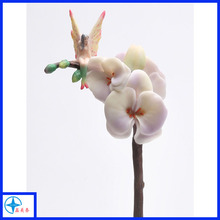 flower and fairy resin figurine-orchid fairy figurine