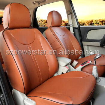 Car Interior leather For Car Seat ,PVC Leather Seat Cover