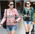 New fashion winter women cotton padded clothes down coat warm winter jacket