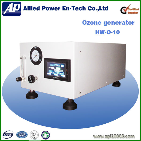 15g ozone generator for hotel air purification