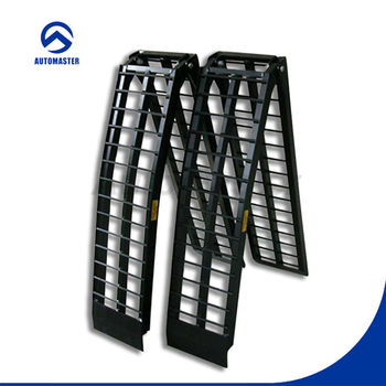 Aluminium Folding Car Loading Ramp