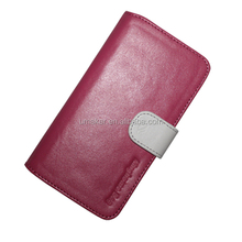 genius folio wallet case for iphone5/5s