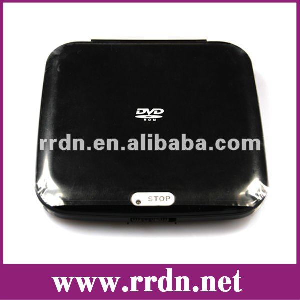 New protable external dvd rom for wii use with usb port