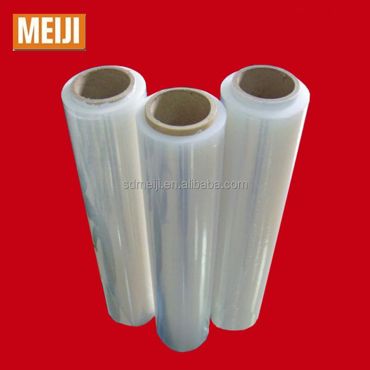 Clear LLDPE/PE bundling stretch/shrink film for shipping