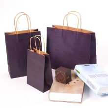 Bolsa de regalo de papel kraft best selling products 2018 in usa paper kraft bag