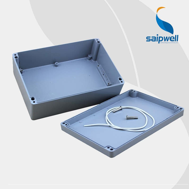 Aluminum Electronic Enclosure 260*185*96mm Box (SP-FA66)