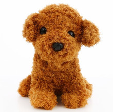 New year Valentine's Day Plush material teddy dogs toys for lovers