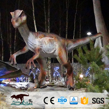 OA-2132 fiber glass dinosaur large outdoor statue