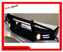 Rear bumper for Nissan Patrol Y60 with LED light