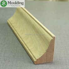 wall and ceiling veneered MDF corner moulding