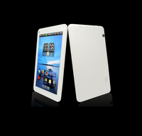 shenzhen factory A33 Quad core Android tablet with WIFI 802.11b/g/n,capacitive touch pad