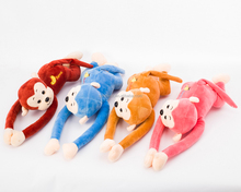 13 inch Plush Long Arms Monkey Stuffed <strong>Animal</strong> Toys