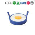 Waterproof silicone egg mould for cooking
