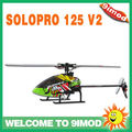 Nine Eagles SOLO PRO 125 V2 Mini 3D RC Helicopter