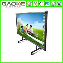 vivid interactive smart board CE 82'' 96'' 104'' white board standard size white board interactive for classroom office meeting