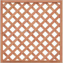 Natural Wood Lattice Fence Wood Fence Fence Panel