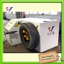 Waste Tire Block Cutter / Tyre Strip Cutter / Tyre Bead Cutter For Waste Tyre Recycling