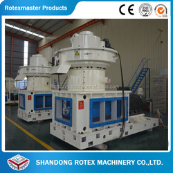 2016 Rotexmaster New Design Biomass Pellet Plant with Hoisting Equipment