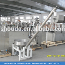 Industrial Powder Filling Machines Auger Fillers / Small Powder Filling Production Line