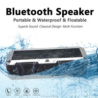 2016 Newest IP67 Swimming Pool Floating Waterproof Bluetooth Speaker
