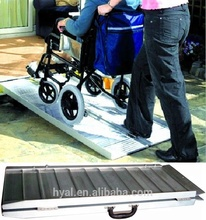 WCR08 Aluminum Wheelchair Ramp Portable Wheelchair Ramp