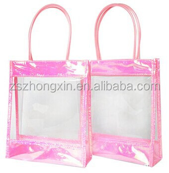Promotion Packing Pvc Bag For Cosmetic Products
