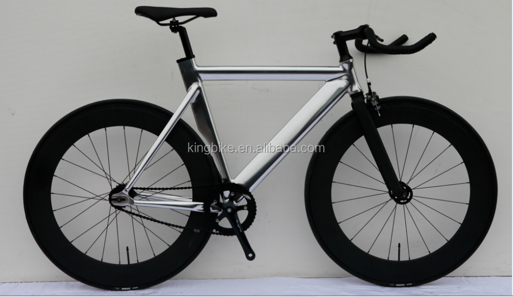 aluminium frame fixed gear bike 70mm rim fixie bike top quality alloy fixed gear bicycle