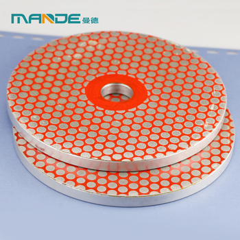 MP6360 flat lap diamond disk for Grinder wholesale flat lap diamond disk