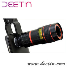 China Price Wholesale 8x zoom telescope for mobile phone iphone camera lens