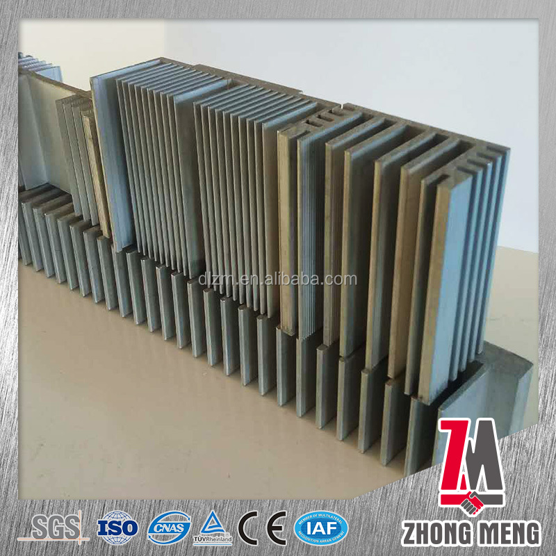 6063 t5 aluminum extruded profiles with cheap price