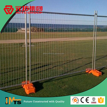 Australia fence hot dipped temporary pool fencing stands concrete