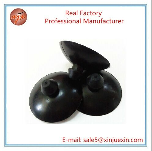 custom rubber silicone suction cup,rubber sucker with high quality
