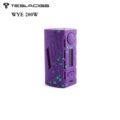 Lightweight Double 18650 Batteries Teslacigs WYE 200W Box Mod Vape Ecig