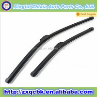 ZHIXIA frameless wiper blades OE design aero dynamic characteristics of a rubber car wiper blade make unblocked in rain