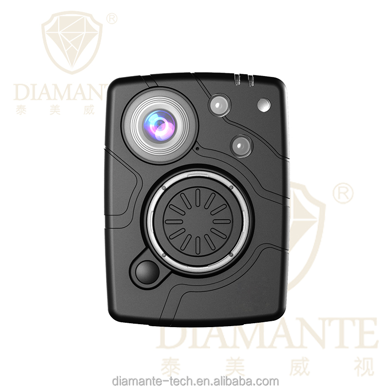 DMT10 waterproof and simple police body worn camera used by worldwide