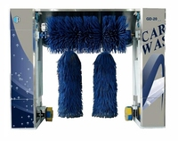 Amerigo Full Automatic Roll-over Mobile Car Wash Machine With 11 Brushes