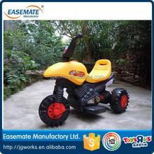 novelty rc ride on car with light three wheel motorcycle