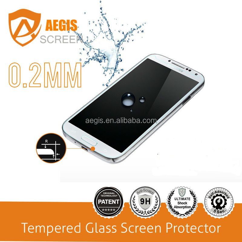 tempered glass screen protector for taiwan htc mobile phone