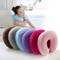 Manufacturer Memory Foam Pillow U Shape