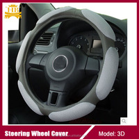 3D sport steering wheel cover, net