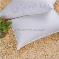 hot sale feather& Down Pillow for sound sleep