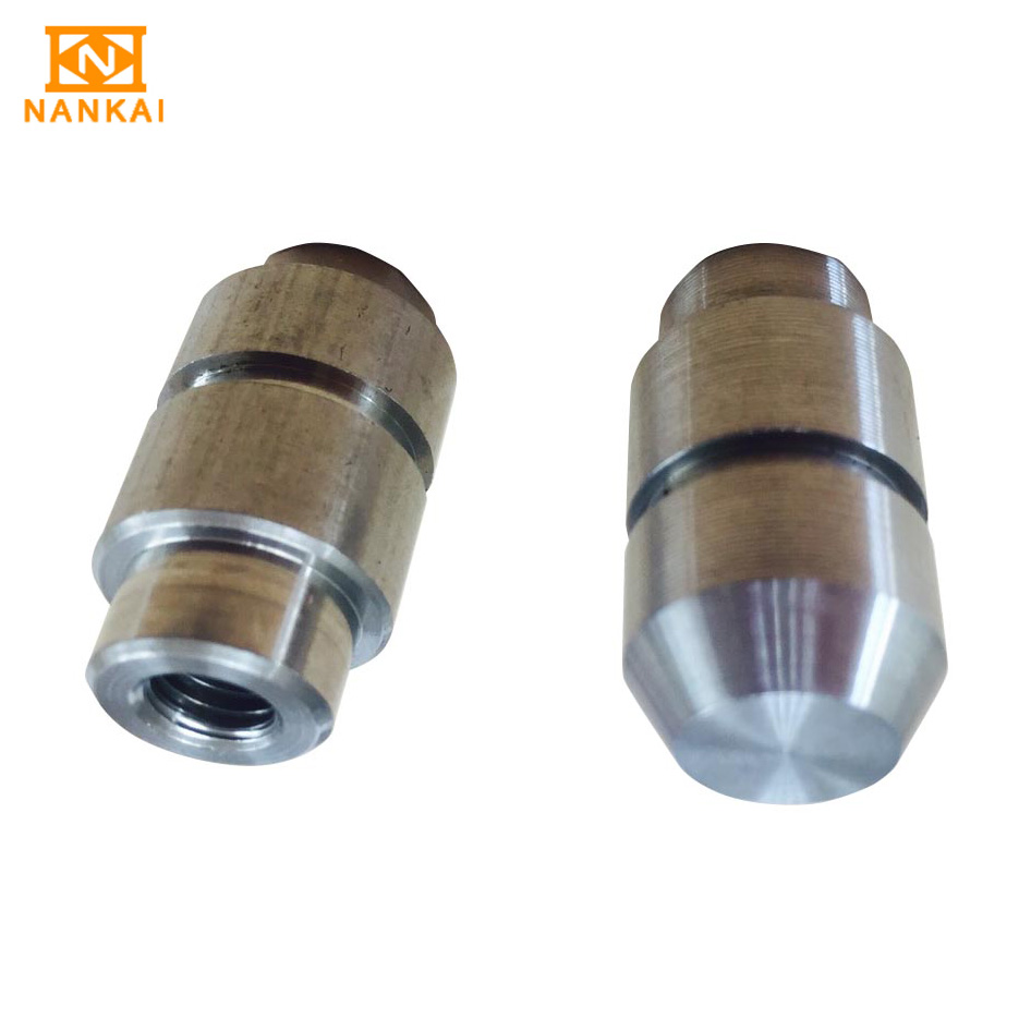 Chinese CNC Machine Cars Auto Accessaries Parts Nuts Stainless Steel