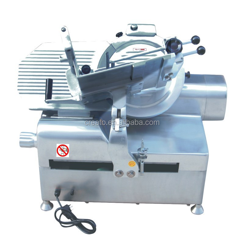 CT-SM320 Heavy duty industrial full automatic frozen meat slicer
