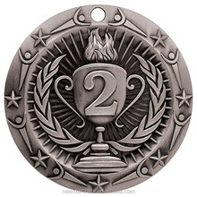 Participation If You Had Fun You Won Award Medal Torch medallion