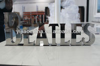 environmentally friendly Plastic letters sample letter