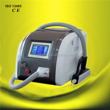 Hand laser scar removal machine hair removal/tattoo removal machine